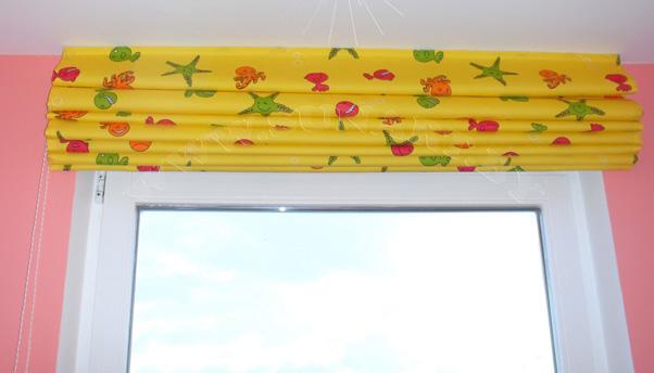 Романская штора - новое веяние моды на рынке солнцезащитных систем.  Необычный вид, сочетающий в себе элегантность и...
